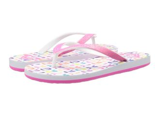 Roxy Kids Tahiti V Girls Shoes (Pink)
