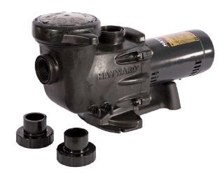 Hayward Max Flo XL In Ground Pool Pump   1 HP  Swimming Pool Water Pumps  Patio, Lawn & Garden