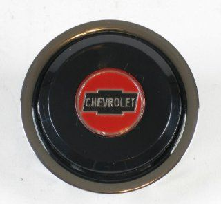 Nardi Steering Wheel Horn Button   Single Contact   Chevrolet (Chevy)   Fits Nardi Classic and Deep Corn Steering Wheels   Part # 4041.01.0203+4041.03.2483 Automotive