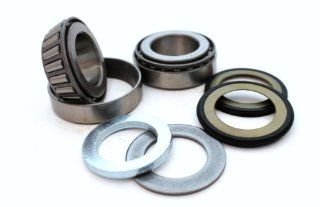 Boss Bearing Steering Stem Bearings and Seals Kit Honda CL350 Scrambler 1968 1969 1970 1971 Automotive