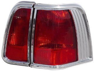 Putco 401804 Chrome Trim Tail Light Cover Automotive