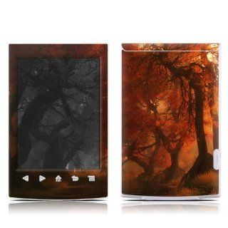 Canopy Creek Autumn Design Protective Decal Skin Sticker (High Gloss Coating) for Sony Digital Reader PRS T2 Computers & Accessories