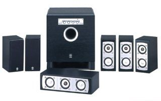 Yamaha NS P436 6.1 Channel Home Theater Speaker System (Discontinued by Manufacturer) Electronics