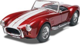 Revell Monogram Shelby Cobra 427 Plastic Model Kit Toys & Games