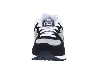 New Balance Kids KL574 (Toddler/Little Kid/Big Kid) Navy F13