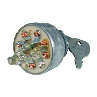 Stens 430 674 Starter Switch Replaces AYP 140301 Husqvarna 532 14 03 01 Murray 092556MA 5412H MTD 925 1717 Briggs & Stratton 5412H Murray 92556 MTD 725 1717 Murray 092556  Lawn And Garden Tool Accessories  Patio, Lawn & Garden