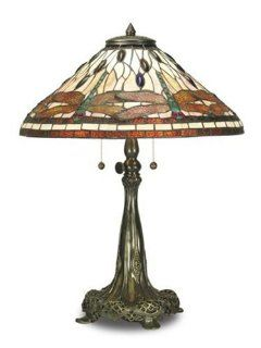 Dale Tiffany Dragonfly Table Lamp