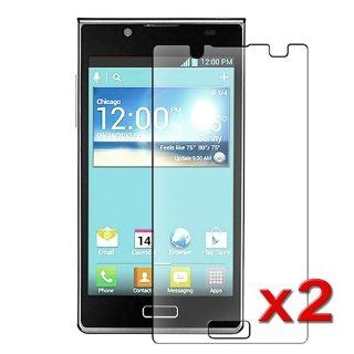 eForCity 2 packs Anti Glare LCD Covers Compatible with LG Venice US730 Cell Phones & Accessories