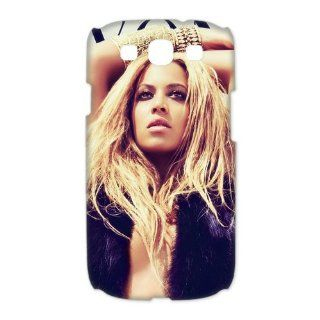 Custom Beyonce 3D Cover Case for Samsung Galaxy S3 III i9300 LSM 442 Cell Phones & Accessories