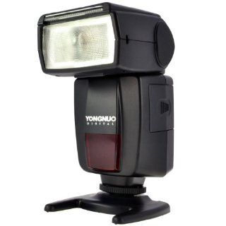 Generic YONGNUO YN460 II Flash Speedlite for Canon Nikon DSLR Camera Color Black  On Camera Macro And Ringlight Flashes  Camera & Photo