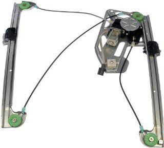 Dorman 748 461 BMW 7 Series Front Passenger Side Power Window Regulator with Motor Automotive