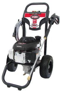 Simpson MSV3025 S Megashot 3000 PSI Honda GCV190 Premium Gas Powered Heavy Duty Pressure Washer  Patio, Lawn & Garden