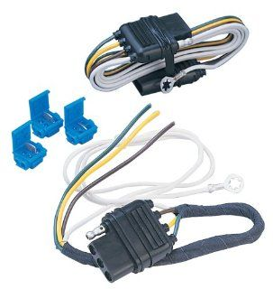 Hopkins Plug In Simple 41225 T Connector Wiring Kit For Chev/GMC Blazer/Jimmy (Downsize) '95 02 Automotive