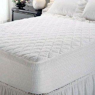 Perfect Fit Full Size 500 Thread Count Mattress Enhancer Pad