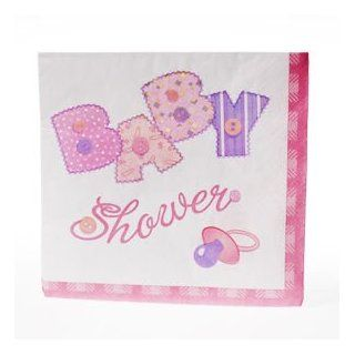 Girl Baby Shower Lunch Napkins Toys & Games
