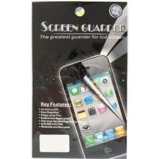 LG 505c LG505c Straight Talk Net10 CLEAR LCD SCREEN PROTECTOR Accessory Anti Scratch Cell Phones & Accessories