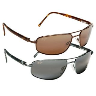 Maui Jim Kahuna Sunglasses   Gunmetal Frame with Neutral Grey Lens 732235
