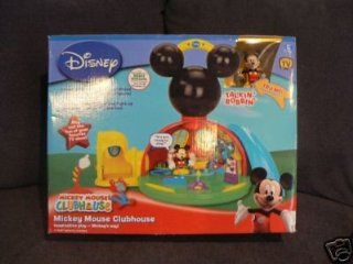 Disney Mickey Mouse Clubhouse Talkin' Bobbin' Toys & Games