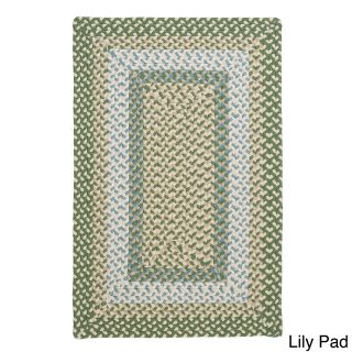 Color Market Indoor/ Outdoor Area Rug (6 X 9)