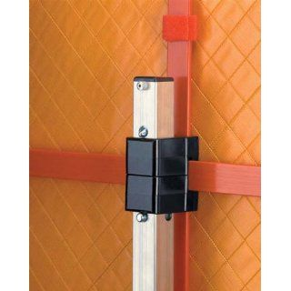 Roll up Sign Adapter Bracket, (2 needed), attaching signs w/cross bracing to 4818, 4860, 4884 tube mast Industrial Warning Signs