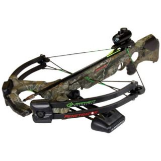 Barnett Penetrator Crossbow Package with Red Dot Sight 614603