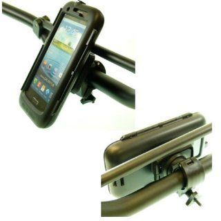 Easy Fit IPX4 Waterproof Tough Case Motorcycle Bike Handlebar Mount Galaxy S3 SCH i535 Verizon Cell Phones & Accessories