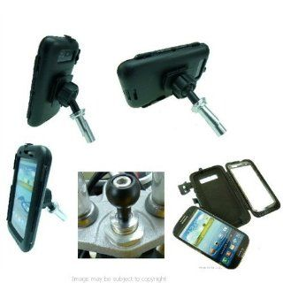 Waterproof Tough Case Motorcycle Mount for Galaxy S3 GT i9300 SCH i535 SGH i747 SGH T999 SPH L710 fits Yamaha YZF R1 1998 2011 / YZF R1 LE 2006 11 GPS & Navigation