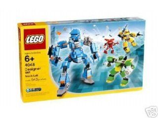 Lego Mech Lab Designer Set # 4048 543 Pieces Toys & Games