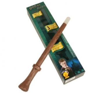 Harry Potter Deluxe Magical Wand   Accessories & Makeup Clothing