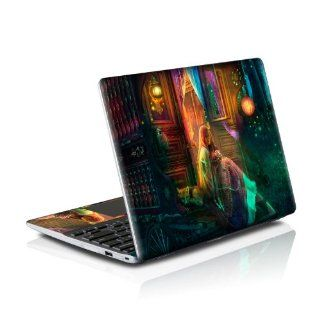 Gypsy Firefly Design Protective Decal Skin Sticker (Matte Satin Coating) for Samsung Series 5 550 Chromebook 121 inch XE550C22 H01US (released May 2012) Computers & Accessories