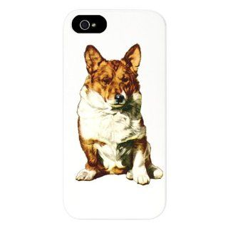 Welsh Corgi iPhone 5 Case Cell Phones & Accessories