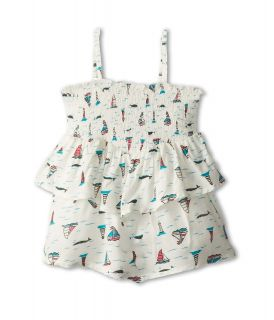 Roxy Kids Little Dixie Top Girls Dress (White)