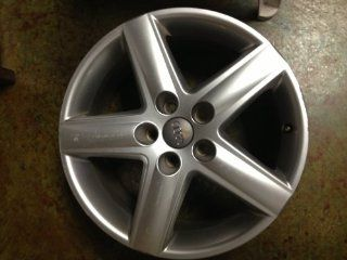 17 Inch 06 07 08 2006 2007 2008 Audi A3 Factory Original OEM Alloy Wheel Rim 8P0601025DZ17 560 58791 17x7.5 Automotive