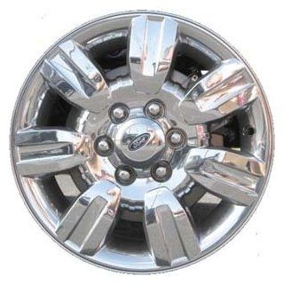 18 Inch 2009 2010 2011 2012 Ford F150 Truck Factory Original OEM Chrome Clad Wheel Rim AL3J1007CA 3785 560 03785 18x7.5 Automotive