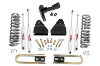 Rough Country 562.20   3 inch Series II Suspension Lift Kit with Premium N2.0 Series Shocks Automotive