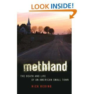 Methland The Death and Life of an American Small Town Nick Reding 9781596916500 Books