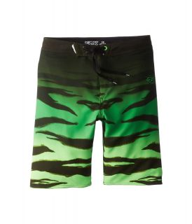 Fox Kids Machete Boardshort Boys Swimwear (Green)