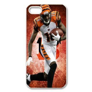 CoverMonster NFL Cincinnati Bengals Team Member A.J. Green Custom Style Plastic Hard Cover Case For Iphone 5 5S Cell Phones & Accessories