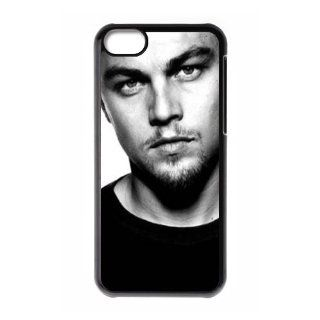 Custom Leonardo Dicaprio Cover Case for iPhone 5C W5C 572 Cell Phones & Accessories