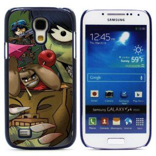 Gorillaz Hard Case Cover for Samsung Galaxy S4 Mini i9190, Not for Galaxy S4 Cell Phones & Accessories