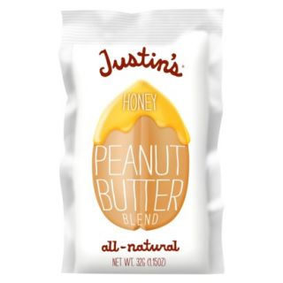 Justins Organic Honey Peanut Butter Blend 1.15 oz