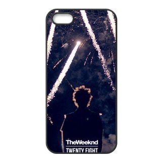 The Weeknd XO Apple iPhone 5/5s TPU Hard Cover case Cell Phones & Accessories
