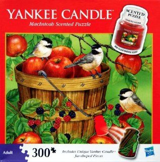 YANKEE CANDLE MackIntosh SCENTED PUZZLE 300 Piece Toys & Games