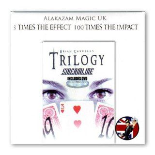 Trilogy Streamline   Version 2.0 by Brian Caswell and Alakazam Magic Toys & Games