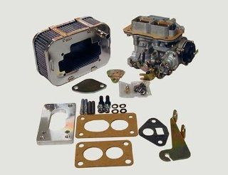 Genuine WEBER 32/36 DGEV Progressive Electric Choke Carburetor Conversion Kit Datsun Nissan 510 610 620 710 720 200SX Chevy Luv Ford Courier Isuzu Pup Mazda B1800 Automotive