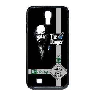 Custom Breaking Bad Cover Case for Samsung Galaxy S4 I9500 S4 629 Cell Phones & Accessories