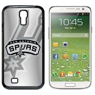 NBA San Antonio Spurs Samsung Galaxy S4 Case Cover Cell Phones & Accessories