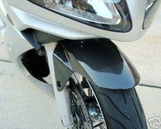 Suzuki SV650 SV1000 SV 650 Carbon Fiber Front Fender 4 Automotive