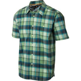 Quiksilver Waterman Headlands Shirt   Short Sleeve   Mens