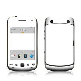 Solid State White Design Protective Skin Decal Sticker for BlackBerry Curve 9380 Cell Phone Cell Phones & Accessories